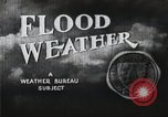 Image of weather bureau United States USA, 1945, second 4 stock footage video 65675062892