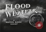 Image of weather bureau United States USA, 1945, second 8 stock footage video 65675062892