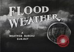 Image of weather bureau United States USA, 1945, second 10 stock footage video 65675062892