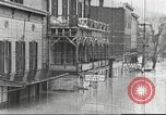 Image of damage from flood Harpers Ferry West Virginia USA, 1936, second 2 stock footage video 65675062896