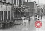 Image of damage from flood Harpers Ferry West Virginia USA, 1936, second 4 stock footage video 65675062896
