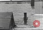 Image of damage from flood Harpers Ferry West Virginia USA, 1936, second 11 stock footage video 65675062896