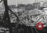 Image of damage from flood Ohio River Valley United States USA, 1937, second 9 stock footage video 65675062901