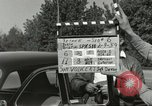 Image of taxicab driver Berlin Germany, 1959, second 7 stock footage video 65675062920