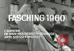 Image of Fasching parade Munich Germany, 1960, second 2 stock footage video 65675062928