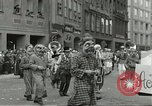Image of Fasching parade Munich Germany, 1960, second 10 stock footage video 65675062928