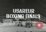Image of boxing matches Germany, 1960, second 3 stock footage video 65675062930