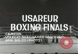 Image of boxing matches Germany, 1960, second 5 stock footage video 65675062930