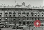 Image of Austrian independence ceremony 1955 Vienna Austria, 1955, second 9 stock footage video 65675062931