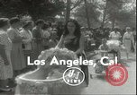 Image of American children Los Angeles California USA, 1955, second 6 stock footage video 65675062932