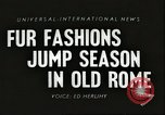 Image of Italian models Italy, 1955, second 1 stock footage video 65675062935