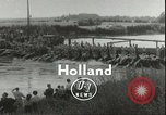 Image of Junior swimming championship Holland Netherlands, 1955, second 4 stock footage video 65675062936