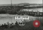 Image of Junior swimming championship Holland Netherlands, 1955, second 6 stock footage video 65675062936
