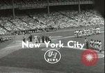 Image of Baseball Old Timers New York City New York USA, 1955, second 4 stock footage video 65675062937