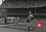 Image of Baseball Old Timers New York City New York USA, 1955, second 5 stock footage video 65675062937