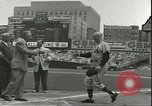 Image of Baseball Old Timers New York City New York USA, 1955, second 7 stock footage video 65675062937