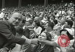 Image of Baseball Old Timers New York City New York USA, 1955, second 9 stock footage video 65675062937