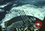 Image of USS Hornet during Battle of Midway in World War II Pacific Ocean, 1942, second 5 stock footage video 65675062938
