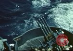 Image of USS Hornet during Battle of Midway in World War II Pacific Ocean, 1942, second 7 stock footage video 65675062938