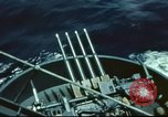 Image of USS Hornet during Battle of Midway in World War II Pacific Ocean, 1942, second 12 stock footage video 65675062938