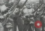 Image of Palestinian constables Palestine, 1938, second 12 stock footage video 65675062957