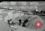 Image of excavation work Africa, 1955, second 1 stock footage video 65675062963