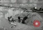 Image of excavation work Africa, 1955, second 3 stock footage video 65675062963