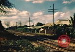 Image of railroad station Hawaii USA, 1942, second 2 stock footage video 65675062970
