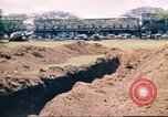 Image of Digging air raid shelters in Hawaii at start of World War II Hawaii USA, 1942, second 2 stock footage video 65675062971