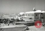 Image of Annual pilgrimage to Nabi Musa (Tomb of Prophet Moses) Palestine, 1945, second 2 stock footage video 65675062974