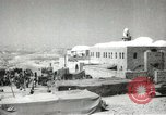 Image of Annual pilgrimage to Nabi Musa (Tomb of Prophet Moses) Palestine, 1945, second 3 stock footage video 65675062974