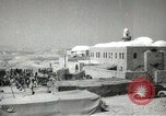 Image of Annual pilgrimage to Nabi Musa (Tomb of Prophet Moses) Palestine, 1945, second 5 stock footage video 65675062974