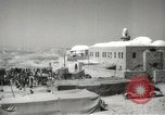 Image of Annual pilgrimage to Nabi Musa (Tomb of Prophet Moses) Palestine, 1945, second 6 stock footage video 65675062974