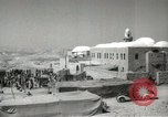 Image of Annual pilgrimage to Nabi Musa (Tomb of Prophet Moses) Palestine, 1945, second 7 stock footage video 65675062974