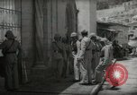 Image of Emir and officials attend Friday prayers  Amman Transjordan, 1945, second 1 stock footage video 65675062977