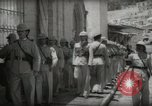 Image of Emir and officials attend Friday prayers  Amman Transjordan, 1945, second 3 stock footage video 65675062977