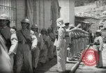 Image of Emir and officials attend Friday prayers  Amman Transjordan, 1945, second 9 stock footage video 65675062977