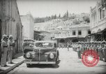 Image of Emir and officials attend Friday prayers  Amman Transjordan, 1945, second 12 stock footage video 65675062977
