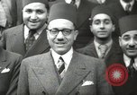 Image of Nahas Pasha's cabinet meet Egypt, 1938, second 2 stock footage video 65675062981