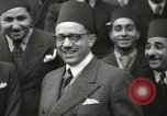 Image of Nahas Pasha's cabinet meet Egypt, 1938, second 5 stock footage video 65675062981