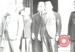 Image of Nahas Pasha's cabinet meet Egypt, 1938, second 2 stock footage video 65675062983