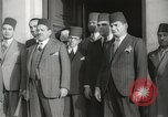 Image of Nahas Pasha's cabinet meet Egypt, 1938, second 7 stock footage video 65675062983