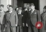 Image of Nahas Pasha's cabinet meet Egypt, 1938, second 9 stock footage video 65675062983