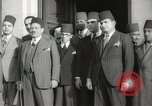 Image of Nahas Pasha's cabinet meet Egypt, 1938, second 11 stock footage video 65675062983