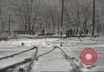 Image of damage from flood United States USA, 1938, second 2 stock footage video 65675063001