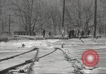 Image of damage from flood United States USA, 1938, second 3 stock footage video 65675063001