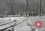 Image of damage from flood United States USA, 1938, second 5 stock footage video 65675063001