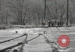 Image of damage from flood United States USA, 1938, second 7 stock footage video 65675063001
