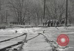 Image of damage from flood United States USA, 1938, second 9 stock footage video 65675063001