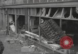 Image of damage from flood United States USA, 1938, second 7 stock footage video 65675063002